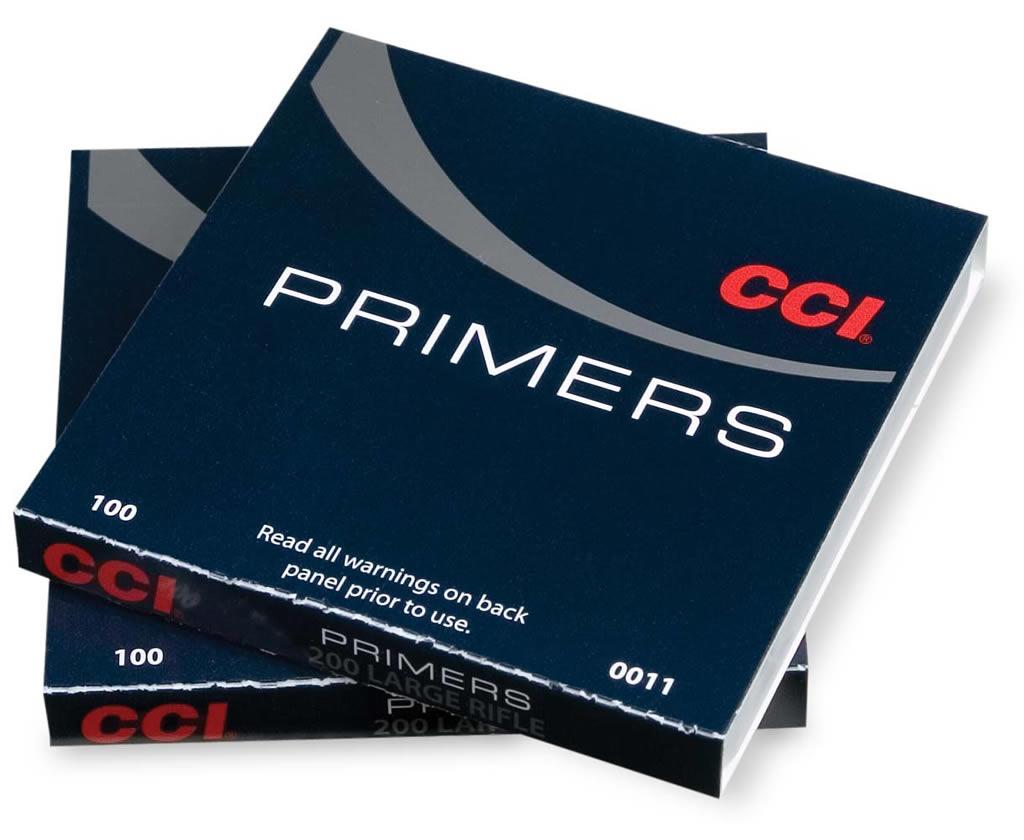 CCI 200 STD Large Rifle Primers