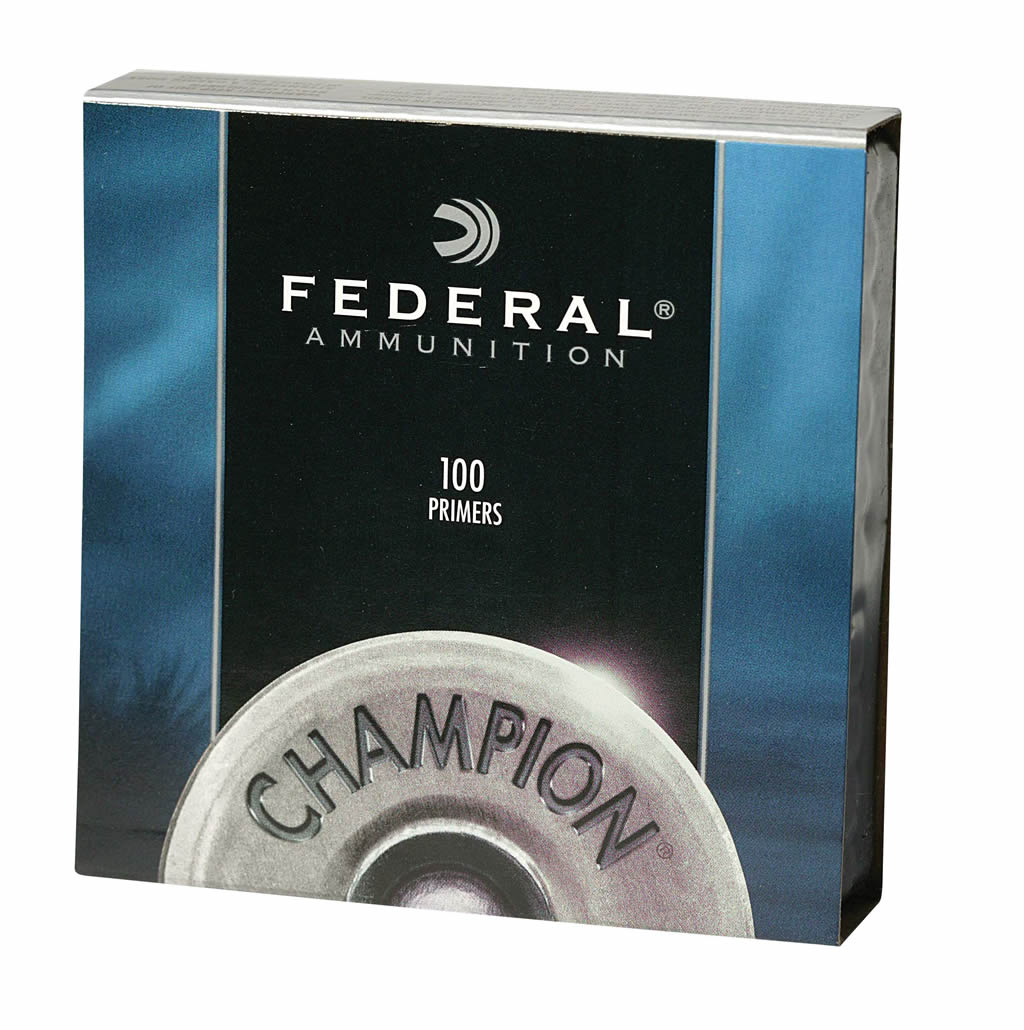 Federal #100 Small Pistol Primers