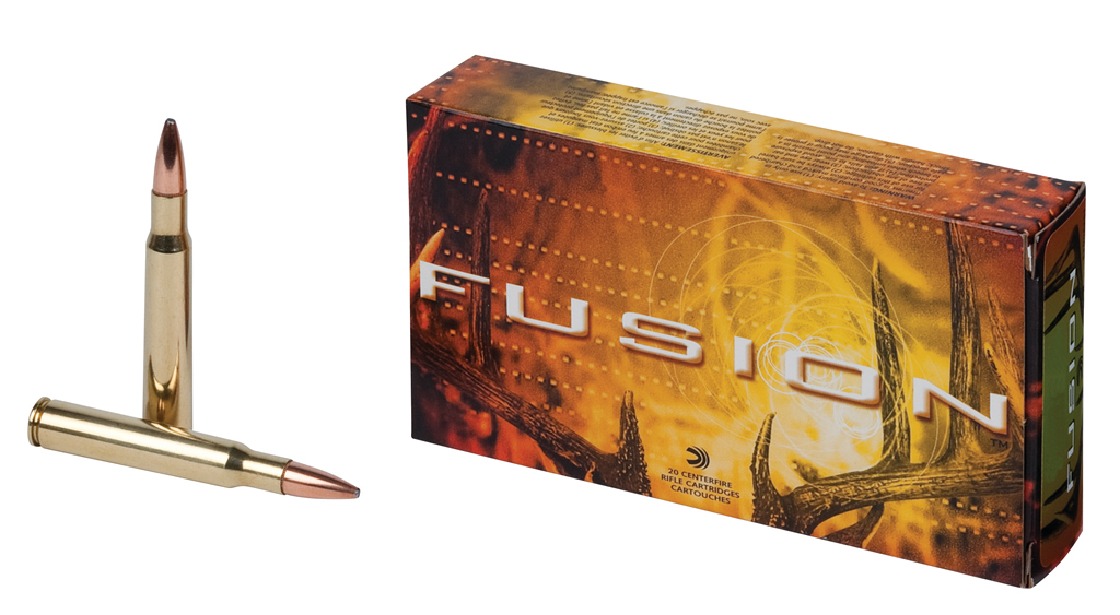 Federal Fusion Ammunition 30-06 Springfield 11,7g / 180gr SP