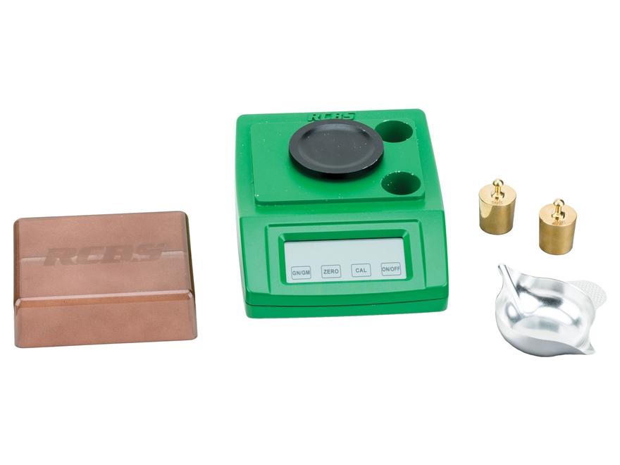 RCBS RangeMaster 2000 Electronic Powder Scale 2000 Grain Capacity 110/220 Volt