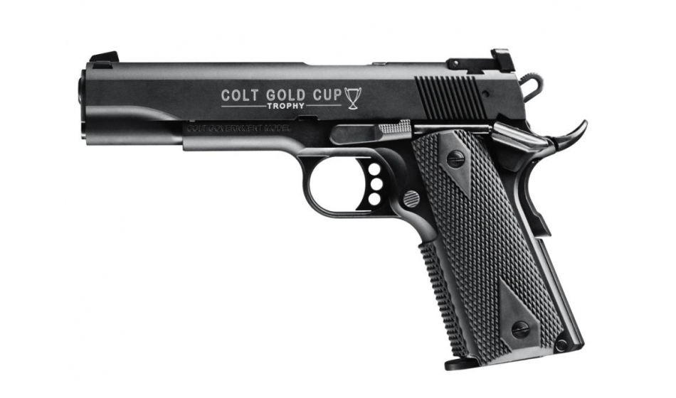 Walther 22 LR Mod. 1911 Gold Cup