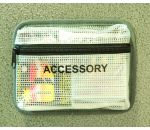 Magnetic G.P.S. Accessory Pouch w/ zipper