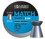 Diaboli JSB Match 500 4,5mm Heavy Weight
