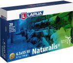 Naboj Lapua 6,5x55 SE N563 9,1g / 140gr Naturalis