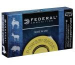 Federal Ammunition 8x57 JS 11,0g / 170gr Power shok